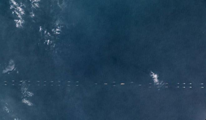 TQ công bố địa điểm tập trận hải quân trên biển Đông, ra lệnh cấm tàu bè lưu thông - Ảnh 2.