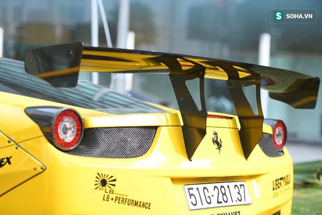 Chủ nhân Ferrari độc nhất Việt Nam chia sẻ bảo bối vượt ổ voi Tây Bắc - Ảnh 9.