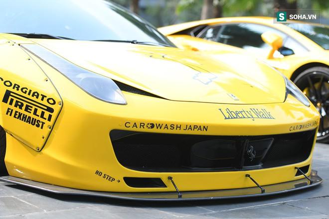 Chủ nhân Ferrari độc nhất Việt Nam chia sẻ bảo bối vượt ổ voi Tây Bắc - Ảnh 6.