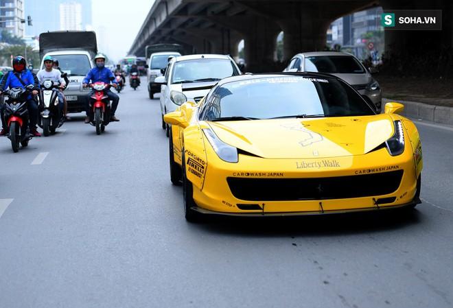 Chủ nhân Ferrari độc nhất Việt Nam chia sẻ bảo bối vượt ổ voi Tây Bắc - Ảnh 4.