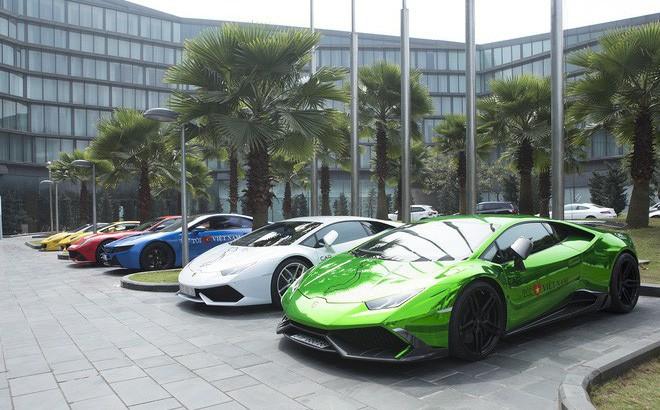 Car & Passion 2018 có sự xuất hiện của siêu xe đắt nhất Việt Nam