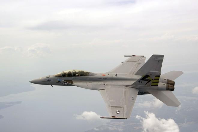 Tàu sân bay USS Carl Vinson mang những máy bay quân sự khủng nào đến Đà Nẵng? - Ảnh 1.
