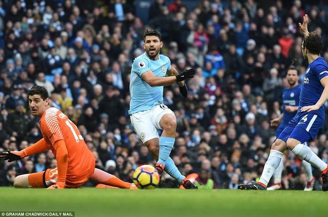 Bỏ túi Chelsea ngon ơ, Man City huýt sáo chào Premier League để về đích - Ảnh 5.