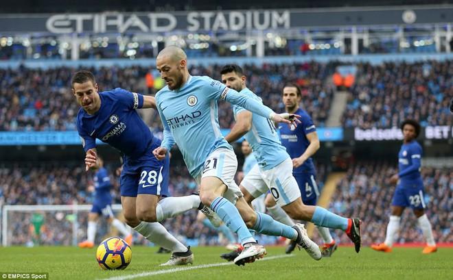 Bỏ túi Chelsea ngon ơ, Man City huýt sáo chào Premier League để về đích - Ảnh 8.