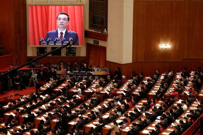 Đại biểu dịu giọng, Thủ tướng Trung Quốc vẫn cứng rắn răn đe Đài Loan tại Lưỡng hội - Ảnh 1.