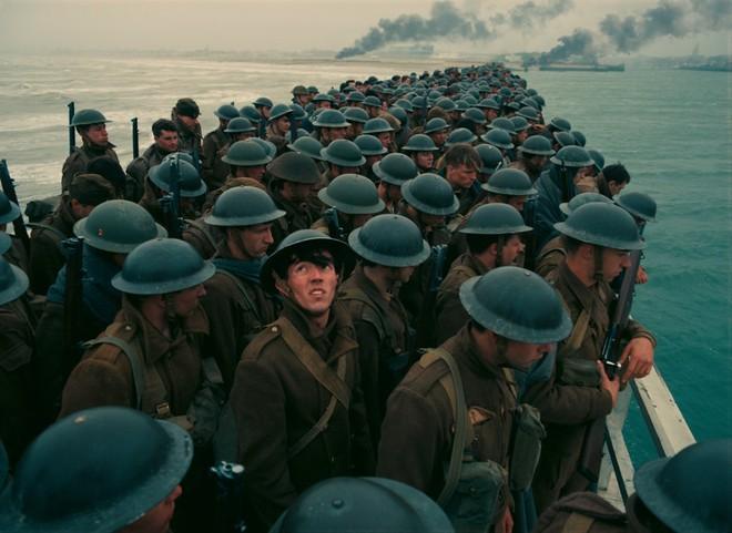 Dunkirk - Từ chiến dịch lịch sử đến niềm cảm hứng cho 3 tượng vàng Oscar - Ảnh 3.