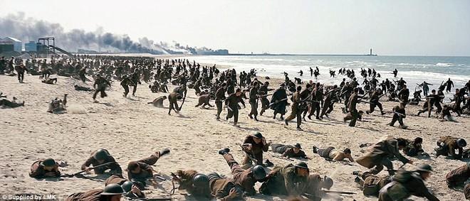 Dunkirk - Từ chiến dịch lịch sử đến niềm cảm hứng cho 3 tượng vàng Oscar - Ảnh 1.