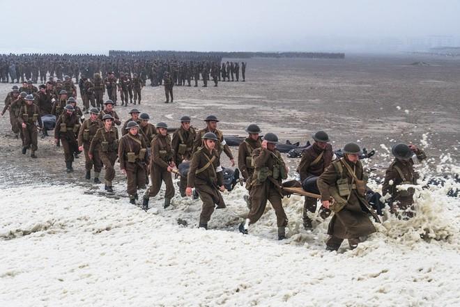 Dunkirk - Từ chiến dịch lịch sử đến niềm cảm hứng cho 3 tượng vàng Oscar - Ảnh 7.