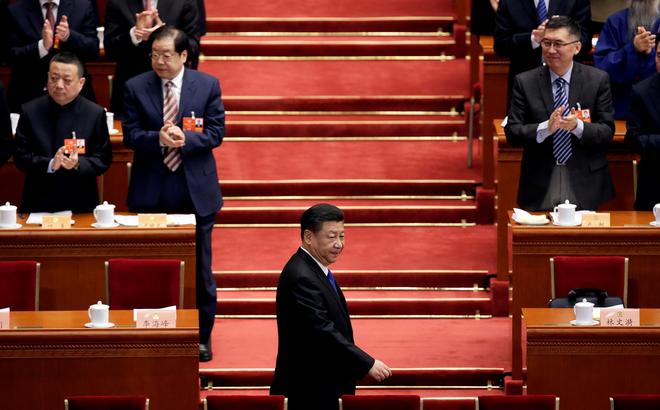 Bầu không khí im lặng lạ kỳ bao trùm kỳ họp Lưỡng hội 2018 của Trung Quốc