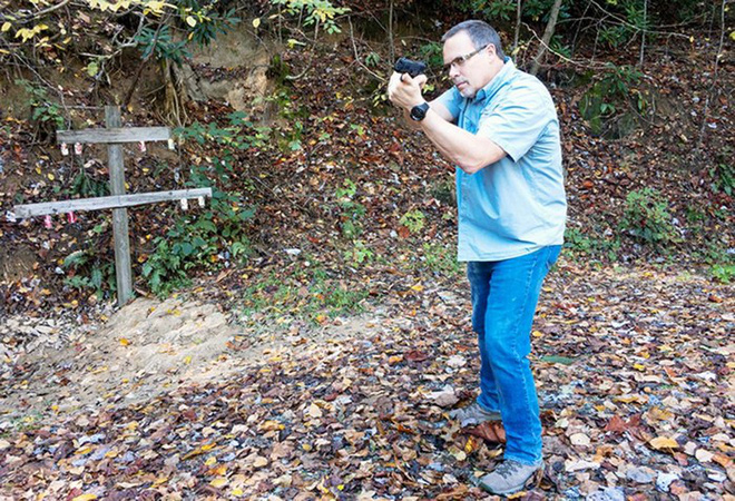 Đánh giá nhanh ưu nhược điểm của 4 tư thế đứng bắn súng ngắn phổ biến - Ảnh 10.