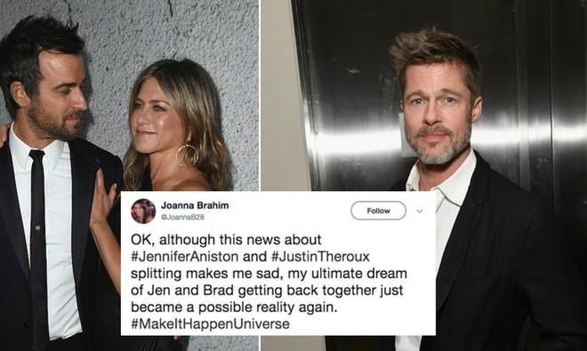 Đừng bắt Jennifer Aniston quay lại với Brad Pitt, cô ấy xứng đáng được hơn thế! - Ảnh 1.