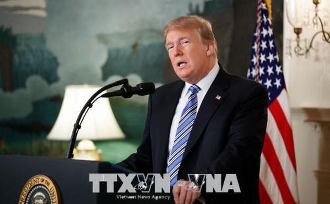 Tổng thống Mỹ có thể dự lễ khai trương đại sứ quán tại Jerusalem