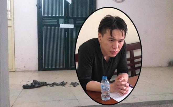 CA làm việc với 2 thầy cúng phát hiện vụ nam ca sĩ nhét tỏi khiến bạn gái tử vong