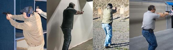 Đánh giá nhanh ưu nhược điểm của 4 tư thế đứng bắn súng ngắn phổ biến - Ảnh 16.