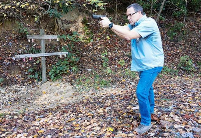 Đánh giá nhanh ưu nhược điểm của 4 tư thế đứng bắn súng ngắn phổ biến - Ảnh 5.