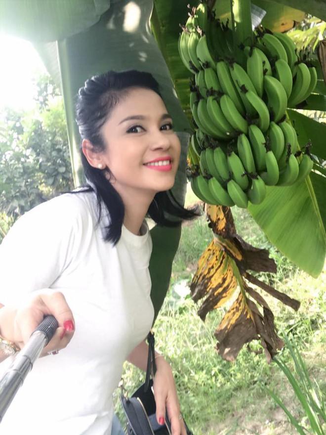 Hạnh phúc giản dị của Việt Trinh sau thời hoàng kim - Ảnh 4.