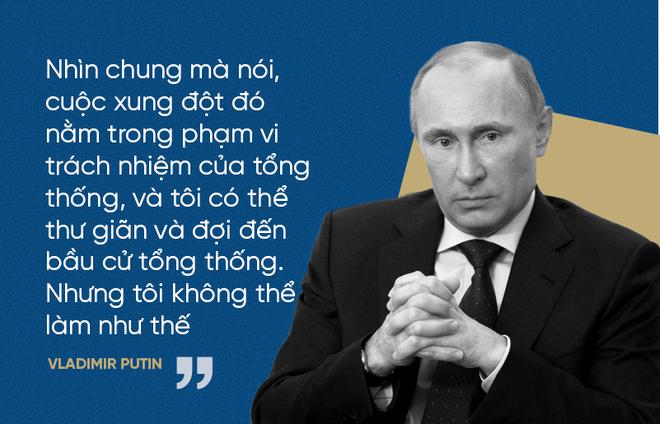 Thủ tướng Putin lấn quyền tổng thống để cứu Nga và bước ngoặt đêm giao thừa thiên niên kỷ - Ảnh 3.