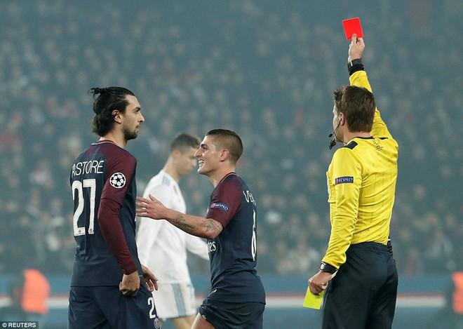 Ronaldo ra đòn trừng phạt, Real Madrid ngạo nghễ bước qua PSG - Ảnh 2.