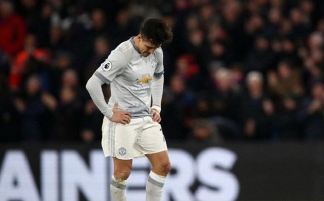 BÁO ĐỘNG: Sanchez ít ghi bàn và kiến tạo hơn từ khi sang M.U