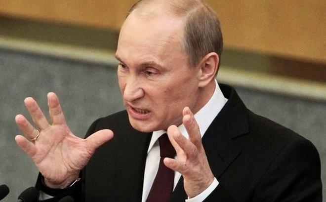 """Ông Putin cảnh cáo: """"Đừng hạ độc Nga kẻo tự trúng độc lúc nào không hay"""""""