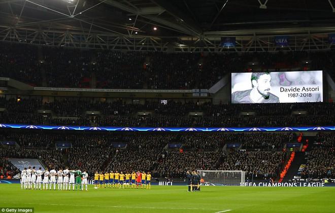 Bộ đôi sát thủ giúp Juventus ngược dòng, giật sập Wembley đoạt vé tứ kết - Ảnh 6.