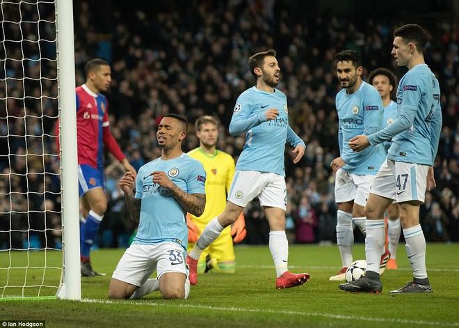 Sao trẻ ghi bàn, Man City ung dung đi tiếp dẫu thua trận - Ảnh 6.