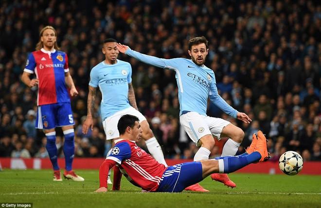 Sao trẻ ghi bàn, Man City ung dung đi tiếp dẫu thua trận - Ảnh 7.
