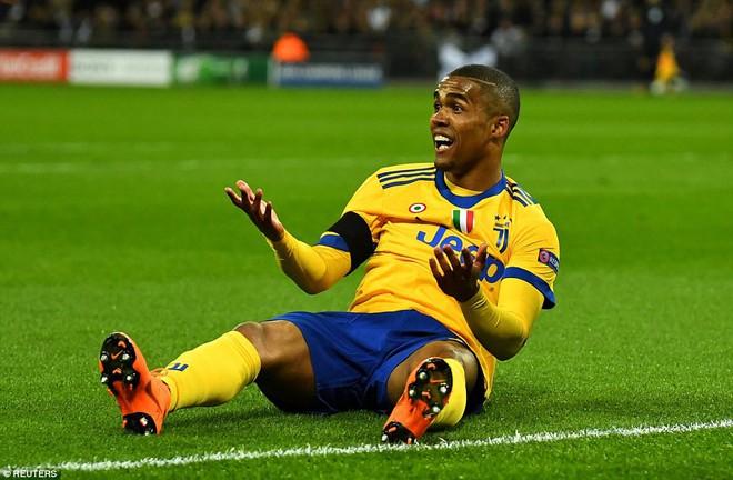 Bộ đôi sát thủ giúp Juventus ngược dòng, giật sập Wembley đoạt vé tứ kết - Ảnh 7.