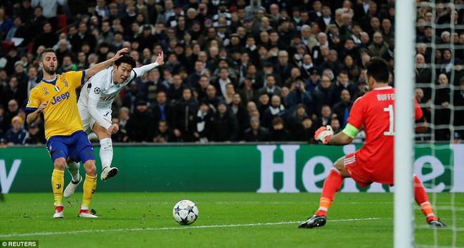 Bộ đôi sát thủ giúp Juventus ngược dòng, giật sập Wembley đoạt vé tứ kết - Ảnh 14.