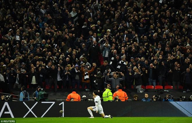 Bộ đôi sát thủ giúp Juventus ngược dòng, giật sập Wembley đoạt vé tứ kết - Ảnh 17.
