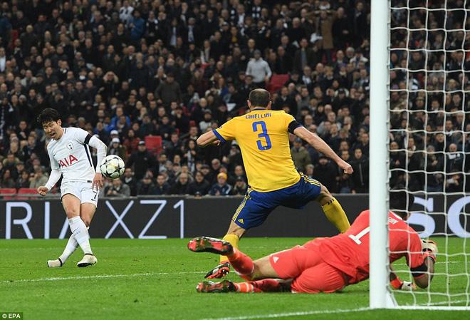 Bộ đôi sát thủ giúp Juventus ngược dòng, giật sập Wembley đoạt vé tứ kết - Ảnh 18.
