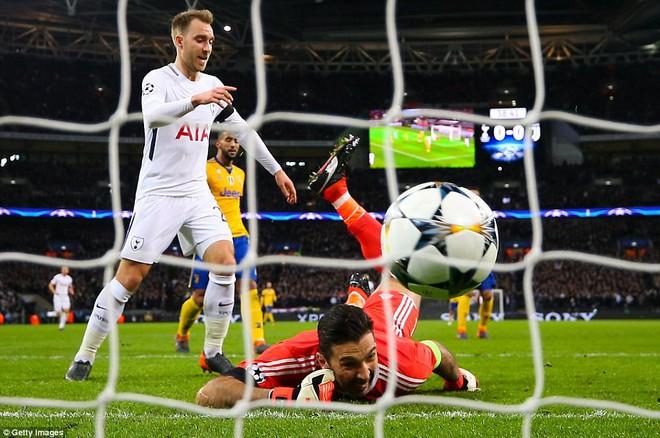 Bộ đôi sát thủ giúp Juventus ngược dòng, giật sập Wembley đoạt vé tứ kết - Ảnh 19.