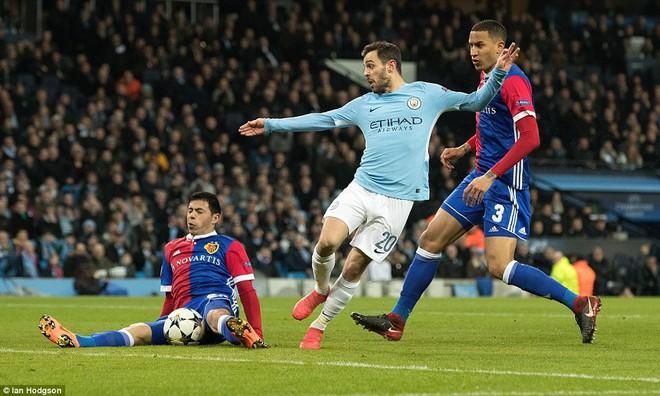 Sao trẻ ghi bàn, Man City ung dung đi tiếp dẫu thua trận - Ảnh 15.