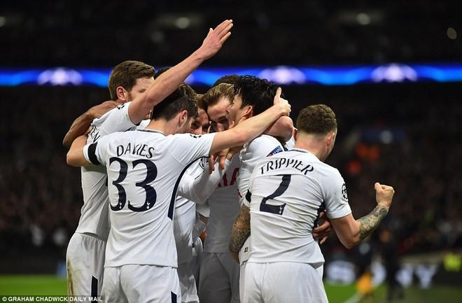 Bộ đôi sát thủ giúp Juventus ngược dòng, giật sập Wembley đoạt vé tứ kết - Ảnh 20.