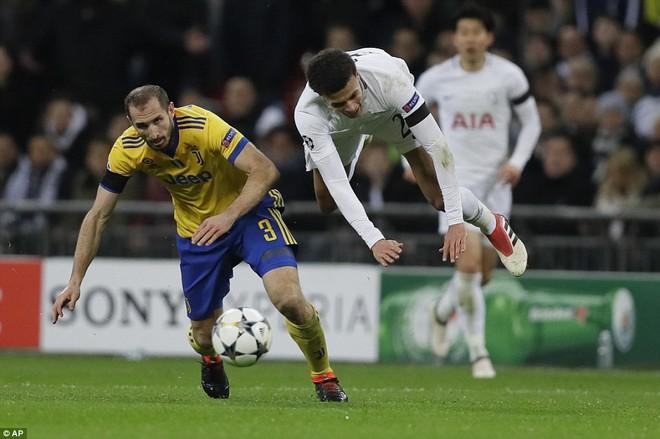 Bộ đôi sát thủ giúp Juventus ngược dòng, giật sập Wembley đoạt vé tứ kết - Ảnh 21.