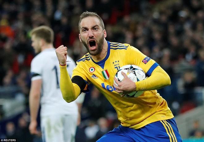 Bộ đôi sát thủ giúp Juventus ngược dòng, giật sập Wembley đoạt vé tứ kết - Ảnh 23.