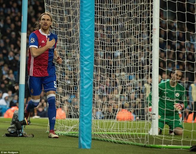 Sao trẻ ghi bàn, Man City ung dung đi tiếp dẫu thua trận - Ảnh 17.