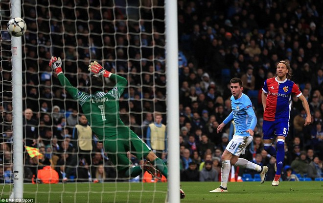 Sao trẻ ghi bàn, Man City ung dung đi tiếp dẫu thua trận - Ảnh 18.