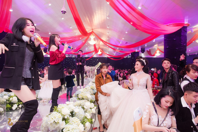 Hot girl The Voice Huyền Dung bất ngờ lên xe hoa, dàn ca sĩ trẻ về Hà Tĩnh quậy tưng bừng - Ảnh 5.