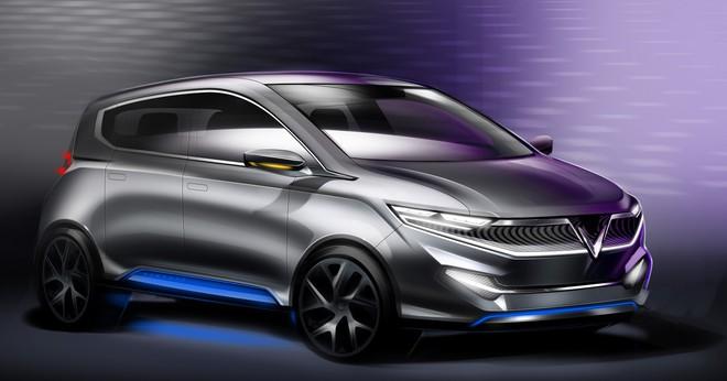 VINFAST công bố 36 mẫu thiết kế cho dòng xe điện và xe động cơ đốt trong - Ảnh 2.