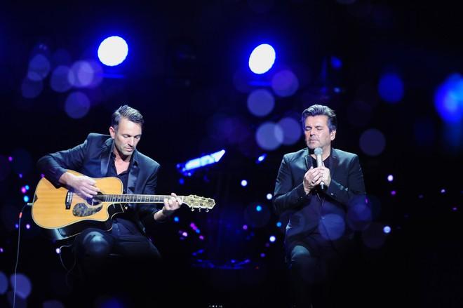 Khán giả hò hét quá giờ rồi, diễn đi tại show của thành viên Modern Talking ở Việt Nam - Ảnh 1.