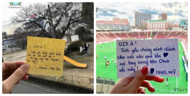 Quá yêu mến Công Phượng, Xuân Trường, CĐV quyết tâm đưa U23 Việt Nam đi khắp thế giới - Ảnh 12.