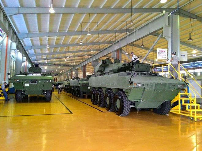Cuộc đua xe chiến đấu bộ binh ở Châu Á - Thái Bình Dương: Tăng tốc? - Ảnh 4.