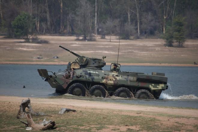 Cuộc đua xe chiến đấu bộ binh ở Châu Á - Thái Bình Dương: Tăng tốc? - Ảnh 5.