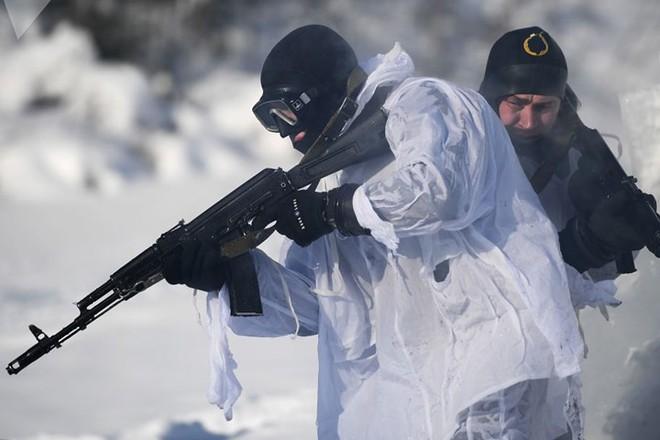 Bất ngờ về lực lượng đặc nhiệm của Vệ binh Quốc gia Nga - Ảnh 10.