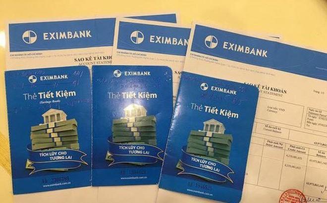 Vụ khách gửi tiết kiệm mất 245 tỷ đồng: Eximbank công bố thông tin bất thường