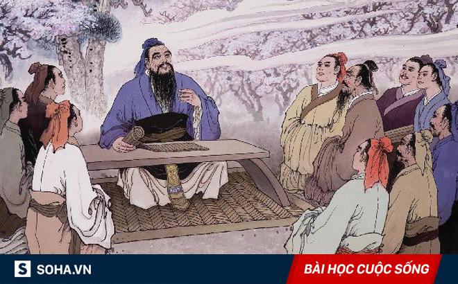 Chỉ với một chiếc móng ngựa cũ, Khổng Tử đã dạy cho học trò bài học nhớ đời