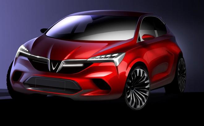 VINFAST công bố 36 mẫu thiết kế cho dòng xe điện và xe động cơ đốt trong