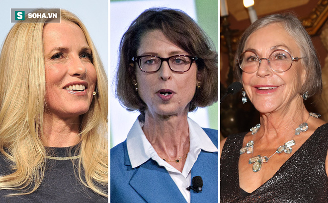 Đừng tưởng bạn đã biết: Tổng tài sản 10 phụ nữ giàu nhất hành tinh hơn hay kém Samsung?