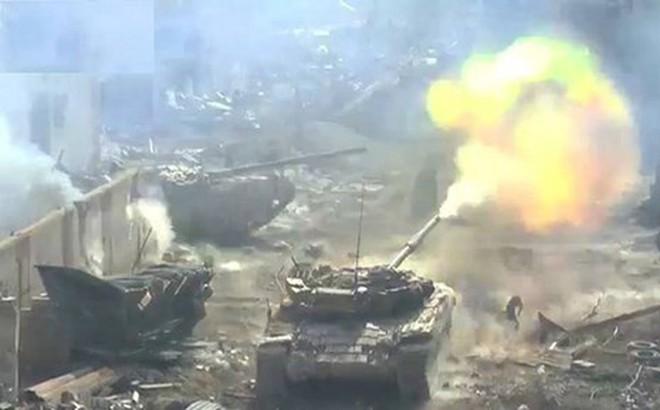 Bước ngoặt trong cuộc nội chiến tại Syria
